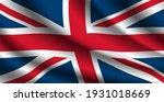 british flag  united kingdom... | Shutterstock .eps vector #1931018669
