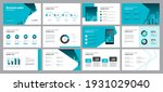 business presentation...   Shutterstock .eps vector #1931029040