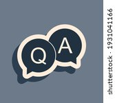 black question and answer mark...   Shutterstock .eps vector #1931041166
