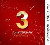 anniversary celebration... | Shutterstock .eps vector #1931051966