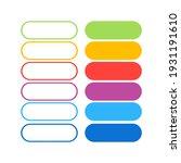 icon set multi colored button...