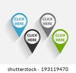 infographic templates for... | Shutterstock .eps vector #193119470