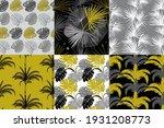 Tropical Pattern Set Modern...