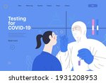 medical tests web template  ...   Shutterstock .eps vector #1931208953