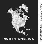 north america   communication... | Shutterstock .eps vector #1931227799