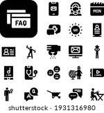 online collection vector icons...