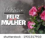 Woman's Day. Title In Brazilian ...