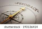 high resolution feedback concept | Shutterstock . vector #193136414