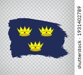 flag province munster brush...