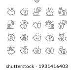 piggy bank. savings for period. ...   Shutterstock .eps vector #1931416403