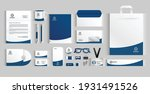 stylish business stationery... | Shutterstock .eps vector #1931491526