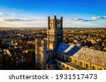 The Aerial View Of The...