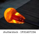 Heating Piece Of Glass That...
