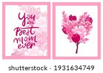 happy mother's day greeting... | Shutterstock .eps vector #1931634749