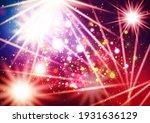 strongly radiant light.... | Shutterstock . vector #1931636129