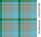 seamless pattern of scottish... | Shutterstock .eps vector #1931654780