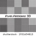 abstract seamless pattern in... | Shutterstock .eps vector #1931654813