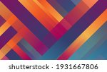 abstract colorful geometrical... | Shutterstock .eps vector #1931667806