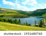 Small photo of Dovestone Reservoir lies at the convergence of the valleys of the Greenfield and Chew Brooks above the village of Greenfield, on Saddleworth Moor in Greater Manchester