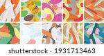 abstract vector seamless... | Shutterstock .eps vector #1931713463