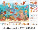 Children Swim Underwater With...