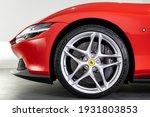 Rims Of The New 2021 Ferrari...
