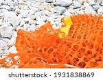 Safety Orange Plastic Grid For...