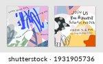 creative universal artistic... | Shutterstock .eps vector #1931905736