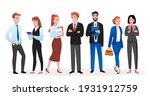 business people vector...   Shutterstock .eps vector #1931912759