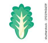 coriander fresh vegetable...   Shutterstock .eps vector #1931943659