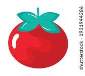 tomato fresh vegetable healthy...   Shutterstock .eps vector #1931944286