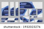 business banner design web... | Shutterstock .eps vector #1932023276