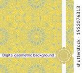 geometric background for...   Shutterstock .eps vector #1932076313