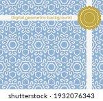 vector seamless pattern ...   Shutterstock .eps vector #1932076343