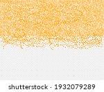 vector gold glitter background  ...   Shutterstock .eps vector #1932079289