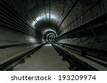 underground tunnel for the... | Shutterstock . vector #193209974