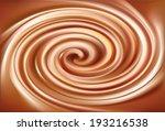 vector background of swirling... | Shutterstock .eps vector #193216538