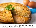 Traditional Spanish Omelette...