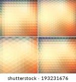 abstract vector trendy...   Shutterstock .eps vector #193231676