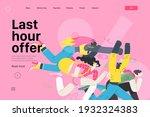 discounts  sale  promotion  web ... | Shutterstock .eps vector #1932324383