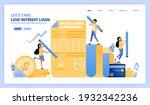 take a low interest loan...