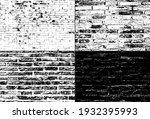 old grungy rustic dirty dusty...   Shutterstock .eps vector #1932395993