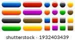 set buttons in different style... | Shutterstock .eps vector #1932403439