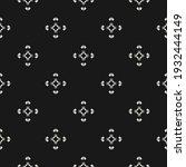 vector monochrome minimal... | Shutterstock .eps vector #1932444149