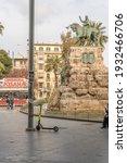 Palma De Mallorca  Spain  March ...