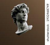 Head Of Statue  David Sculpture ...