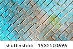 Abstract Paint Block Wall...