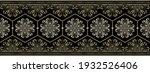 antique pattern.oriental card... | Shutterstock . vector #1932526406