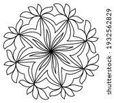 Easy Mandala Like Flower Or...