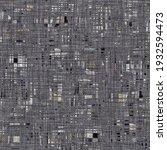 rustic mottled charcoal grey...   Shutterstock . vector #1932594473